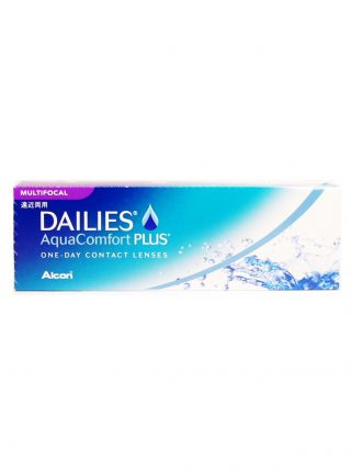 Dailies AquaComfort Plus Multifocal dnevne multifokalne kontaktne leče