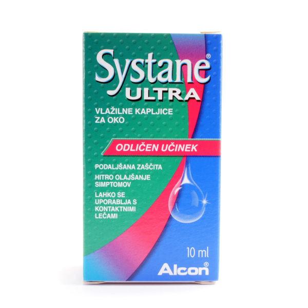 Systane Ultra kapljice za oči