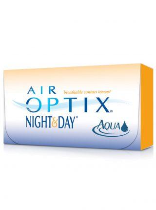 Air Optix Night and Day Aqua kontaktne leče