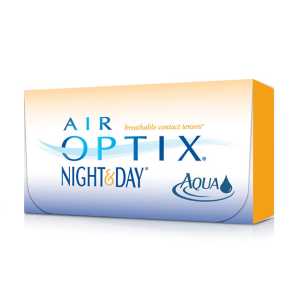 Air Optix Night and Day Aqua kontaktne leče