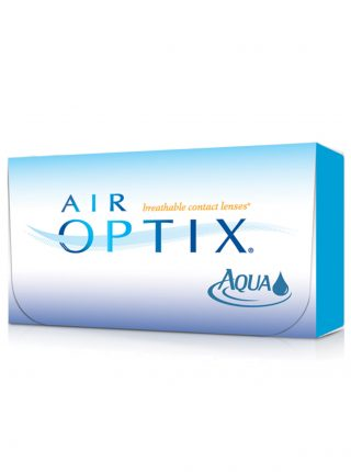 Air optix Aqua kontaktne leče