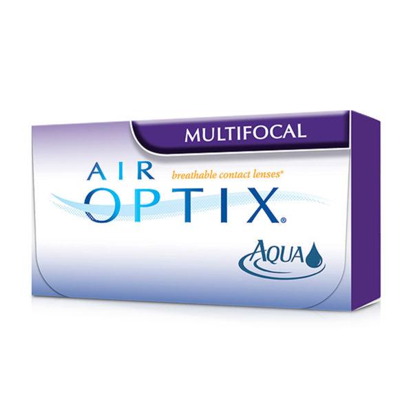 Air Optix Aqua multifokalne kontaktne leče