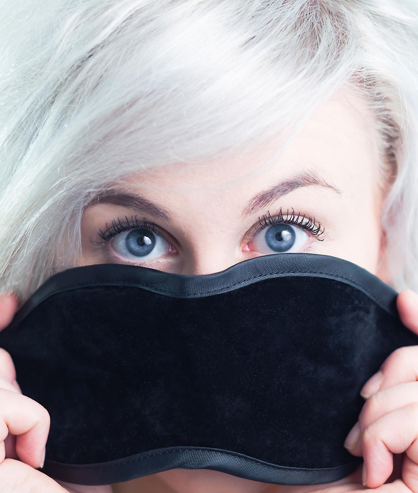 Nega oči