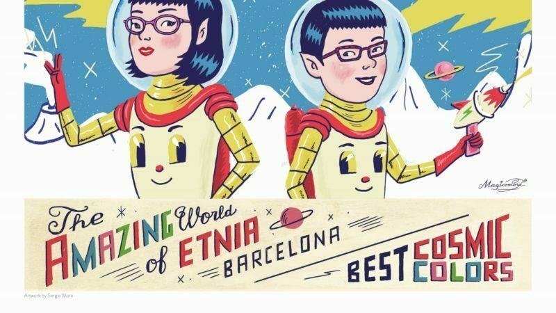 Otroška korekcijska očala   Etnia Barcelona