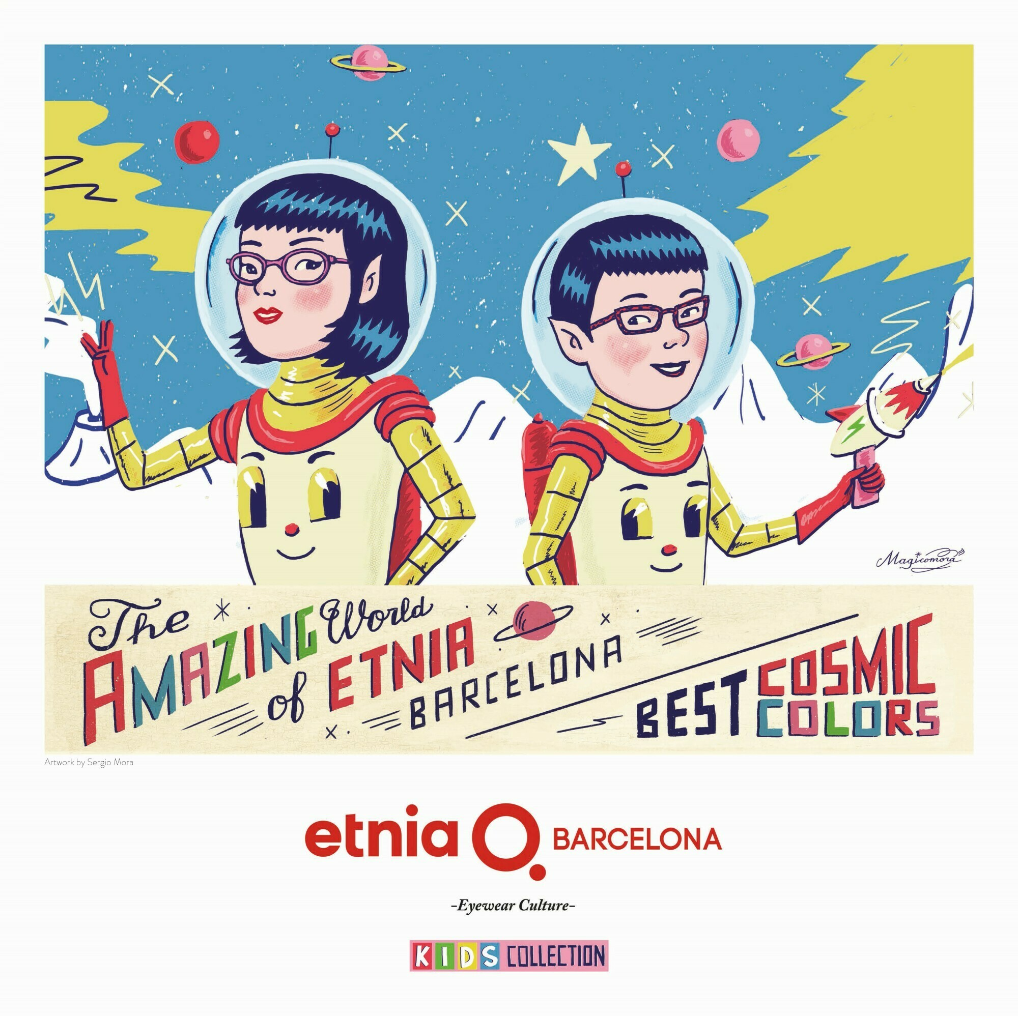 Etnia Barcelona otroška očala