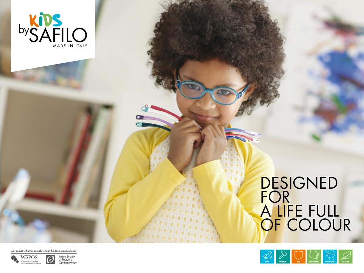 SA 0004 I6Z Kids by Safilo otroška očala