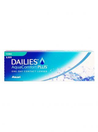 Dailies AquaComfort Plus Toric torične kontaktne leče