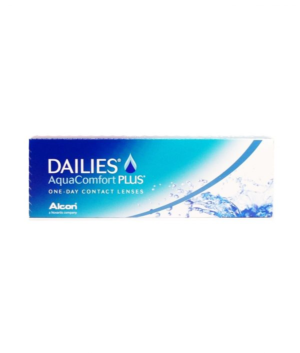 Dailies AquaComfort Plus dnevne kontaktne leče