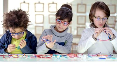 Kids by Safilo otroška očala