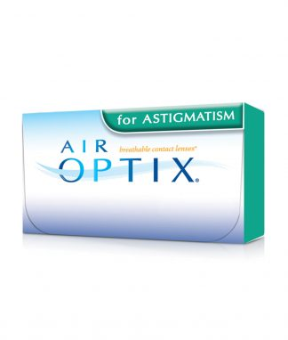 Air Optix Aqua for Astigmatism torične kontaktne leče