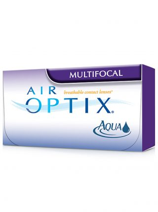 Air Optix Aqua multifokalne kontaktne leče