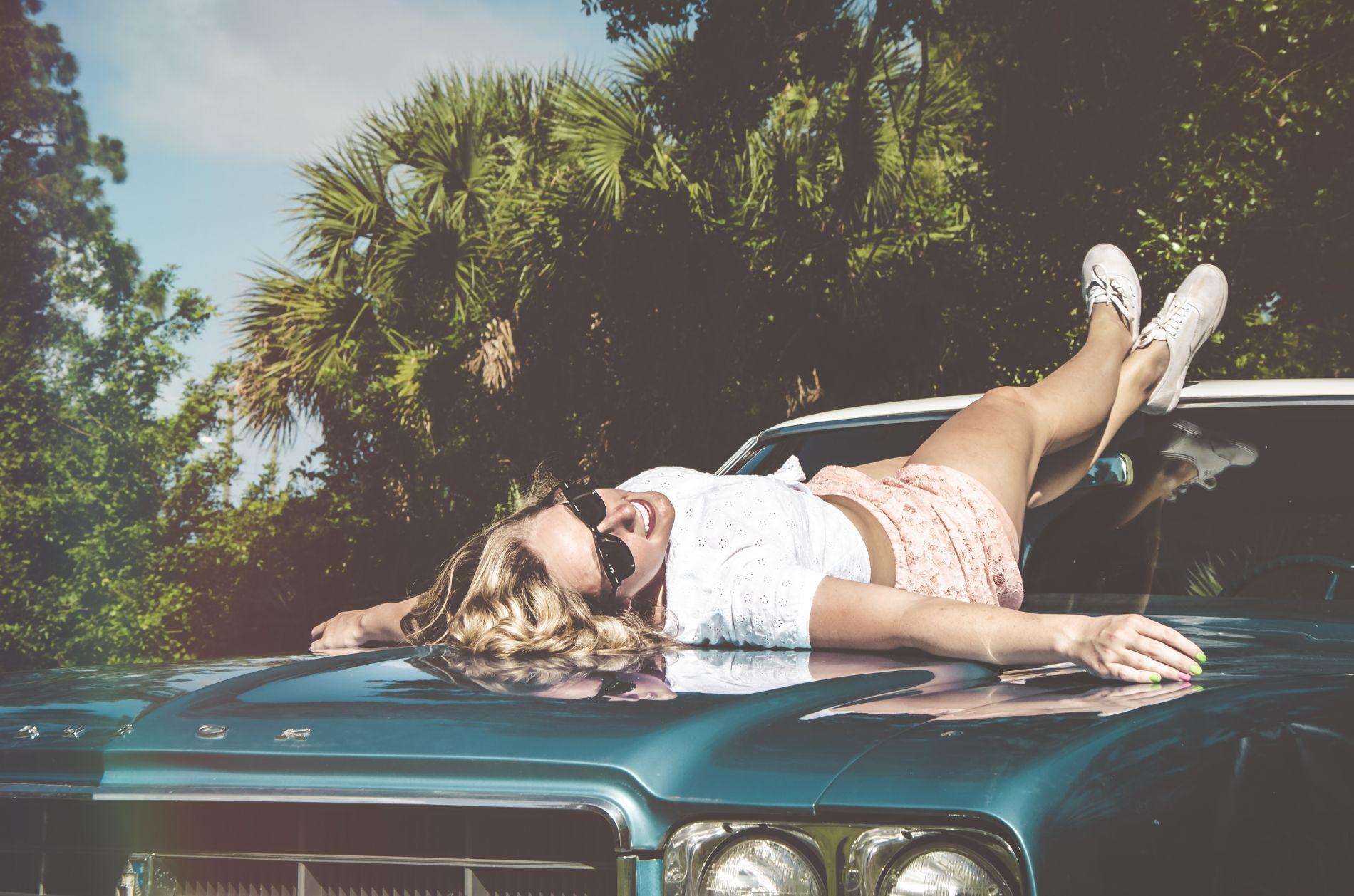 Poletje - vzdrževanje sončnih očal