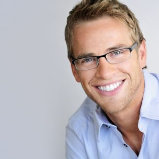 Moška korekcijska očala