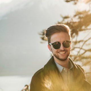 Moška sončna očala